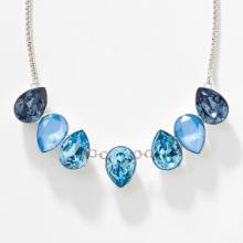 Deep Blues Necklace