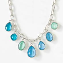 Swirling Seas Necklace