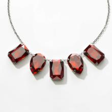 Red Magma Necklace