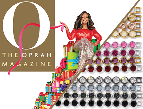 Touchstone Crystal in Oprah Magazine