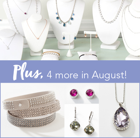 4 extra kit products in August